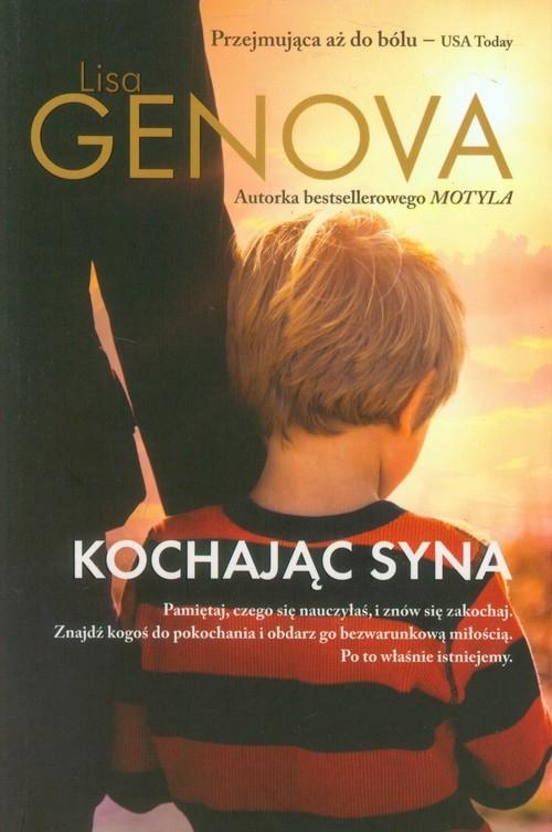 okładka Kochając syna, Książka | Genova Lisa