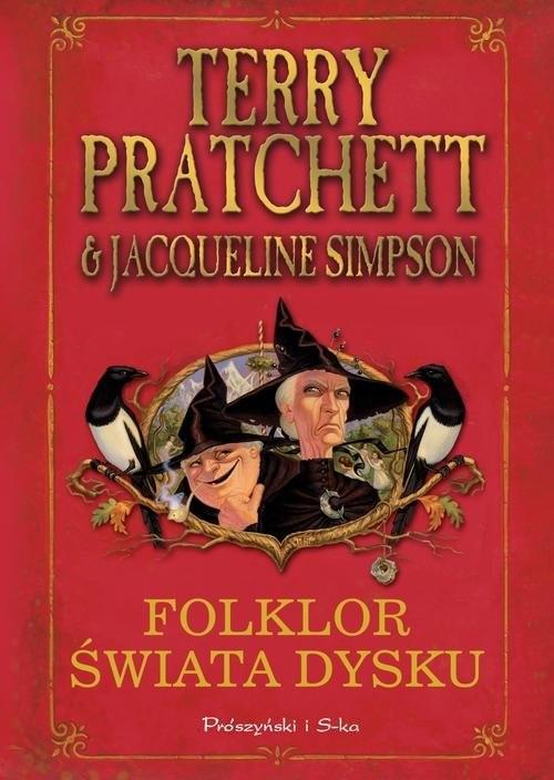 okładka Folklor Świata Dysku, Książka | Terry Pratchett