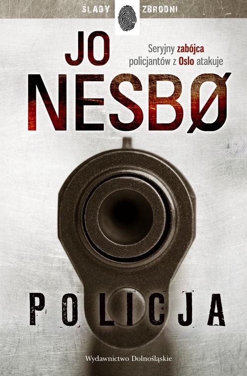 okładka Policja, Książka | Nesbo Jo