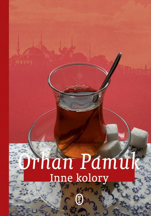 okładka Inne kolory, Książka | Pamuk Orhan