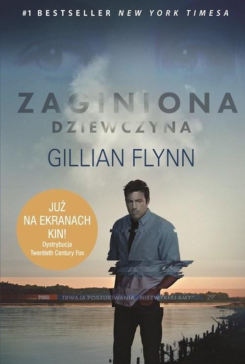 okładka Zaginiona dziewczyna , Książka   Flynn  Gillian