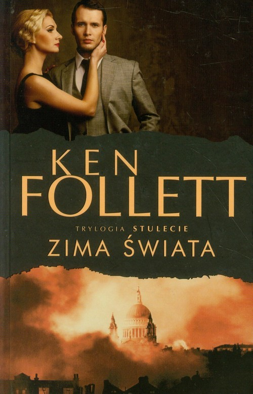 okładka Zima świataksiążka |  | Follett Ken
