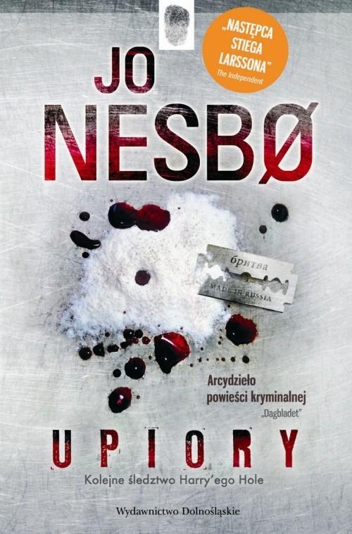 okładka Upiory, Książka | Jo Nesbø
