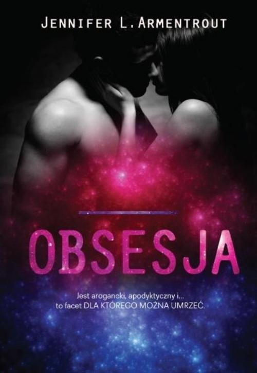 okładka Obsesja, Książka | L. Armentrout Jennifer