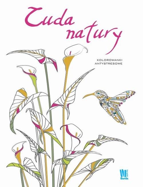 okładka Cuda natury. Kolorowanki antystresoweksiążka |  |