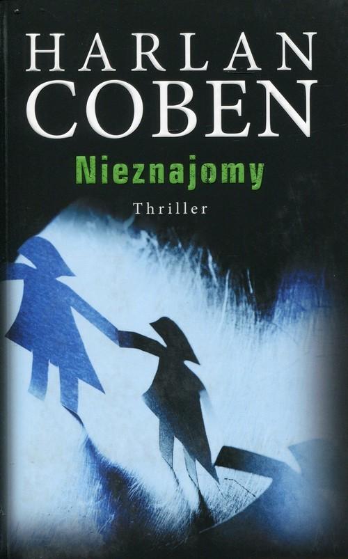 okładka Nieznajomy, Książka   Coben Harlan