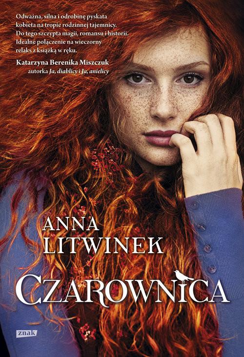 okładka Czarownica, Książka | Anna Litwinek