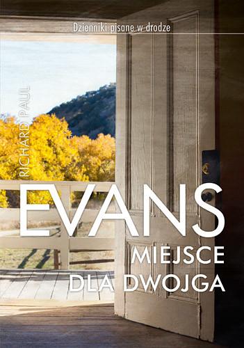 okładka Miejsce dla dwojga, Książka | Paul Evans Richard