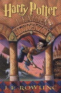 okładka Harry Potter i kamień filozoficzny, Książka | K. Rowling Joanne