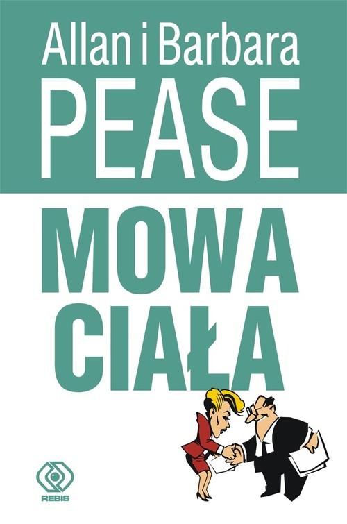 okładka Mowa ciała, Książka | Pease Allan, Pease Barbara