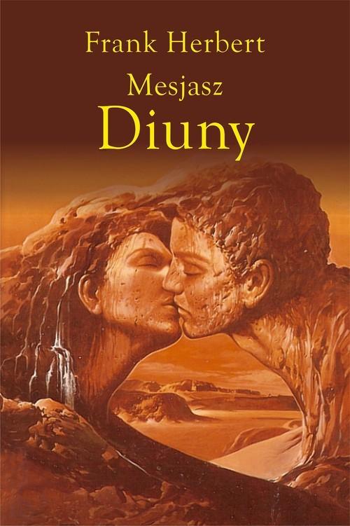 okładka Mesjasz Diuny, Książka | Herbert Frank
