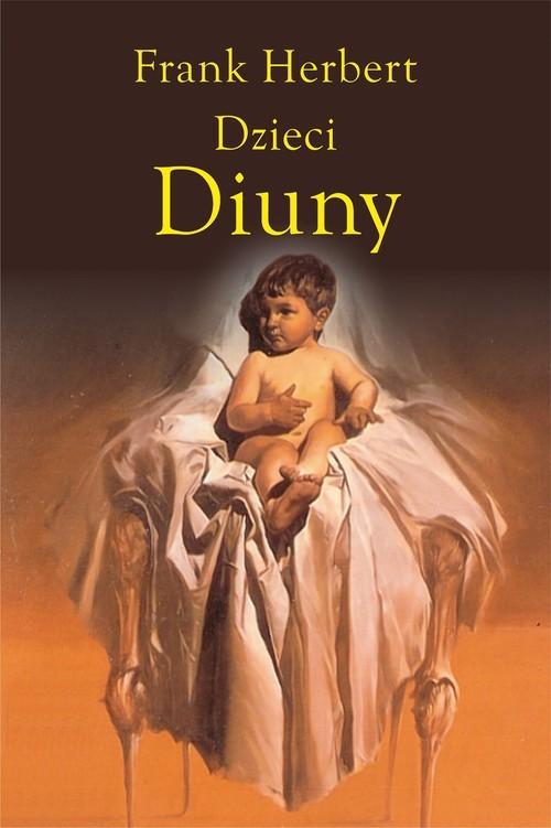 okładka Dzieci Diuny, Książka | Herbert Frank