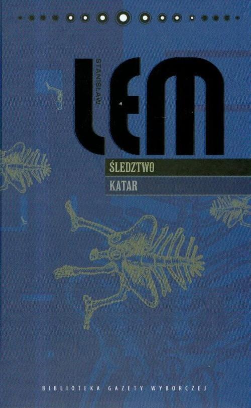 okładka Śledztwo Katar. Tom 8, Książka | Lem Stanisław