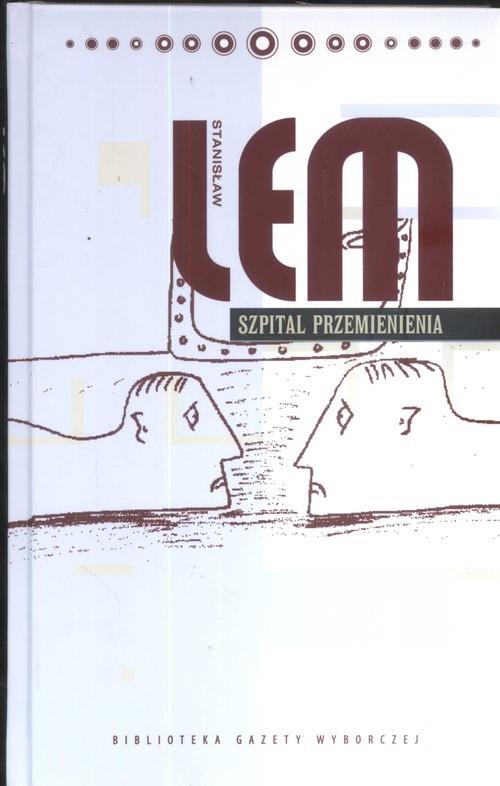 okładka Szpital przemienienia, Książka | Stanisław Lem