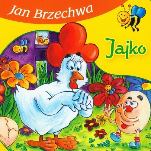 okładka Jajko, Książka | Brzechwa Jan