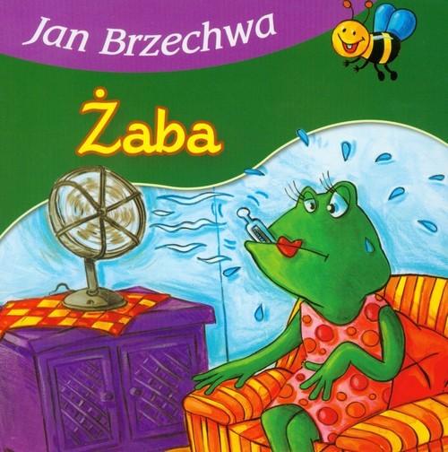 okładka Żaba, Książka | Brzechwa Jan