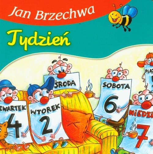 okładka Tydzień, Książka | Brzechwa Jan