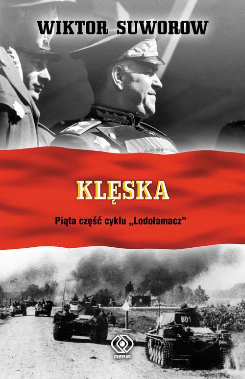 okładka Klęska, Książka | Wiktor Suworow