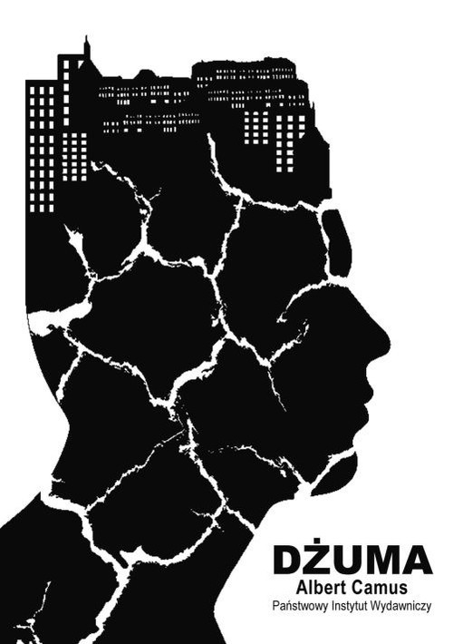 okładka Dżumaksiążka      Albert Camus