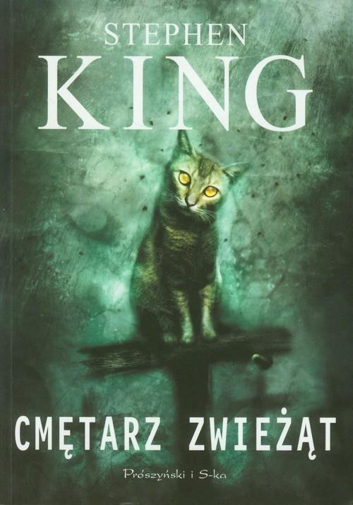 okładka Cmętarz zwieżątksiążka |  | King Stephen