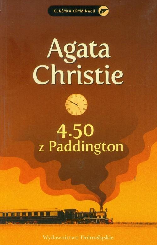 okładka 4.50 z Paddington, Książka | Christie Agata
