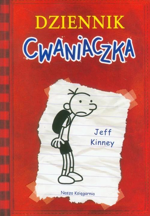okładka Dziennik cwaniaczka, Książka | Kinney Jeff