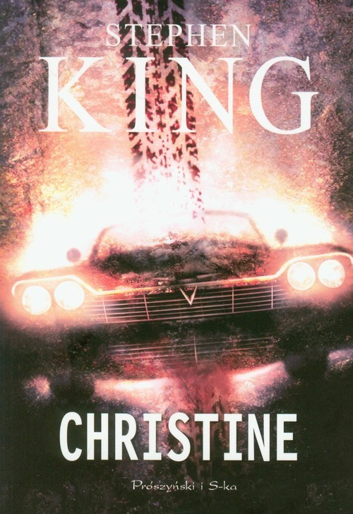 okładka Christineksiążka      King Stephen