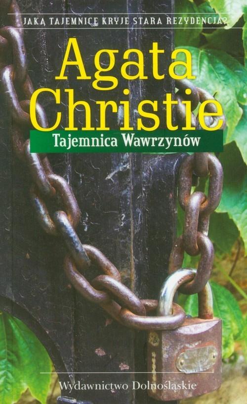 okładka Tajemnica Wawrzynów, Książka | Agatha Christie