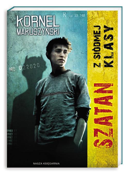 okładka Szatan z siódmej klasy, Książka | Kornel Makuszyński