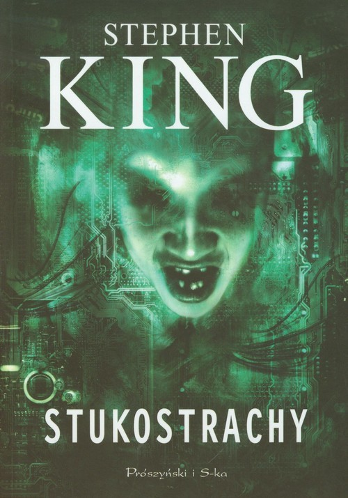 okładka Stukostrachy, Książka | Stephen King