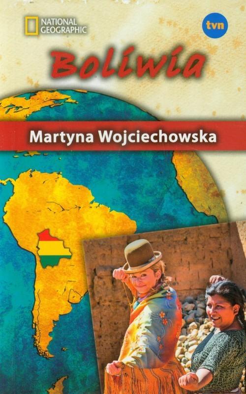 okładka Kobieta na krańcu świata. Boliwia, Książka | Martyna Wojciechowska