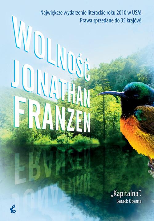 okładka Wolność, Książka | Jonathan Franzen