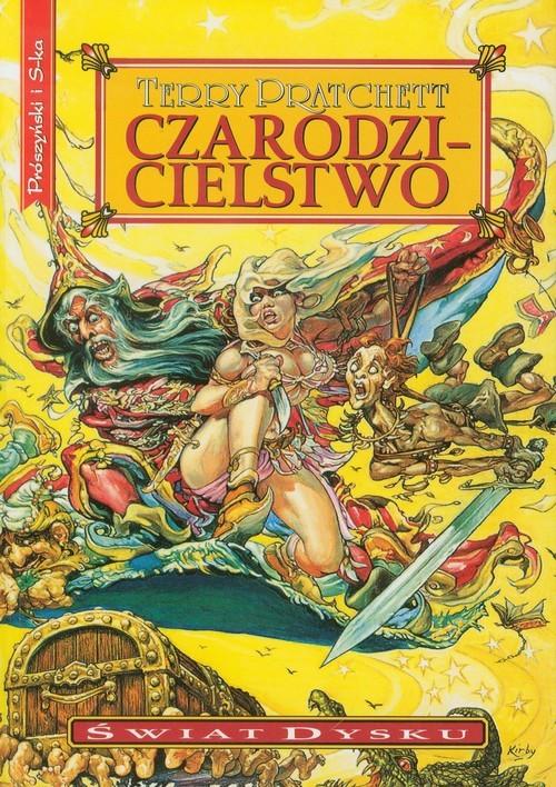 okładka Czarodzicielstwoksiążka |  | Terry Pratchett