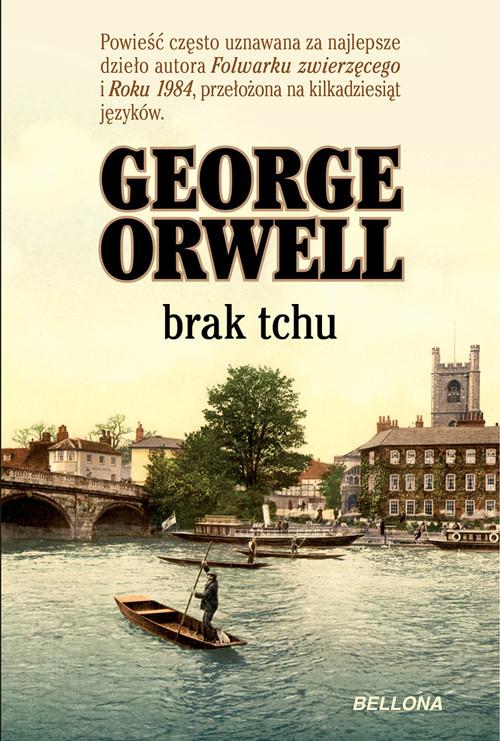okładka Brak tchuksiążka |  | Orwell George