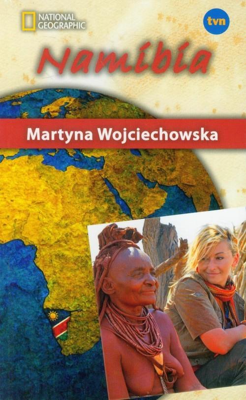 okładka Namibia, Książka | Martyna Wojciechowska