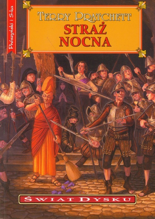 okładka Straż nocnaksiążka |  | Pratchett Terry