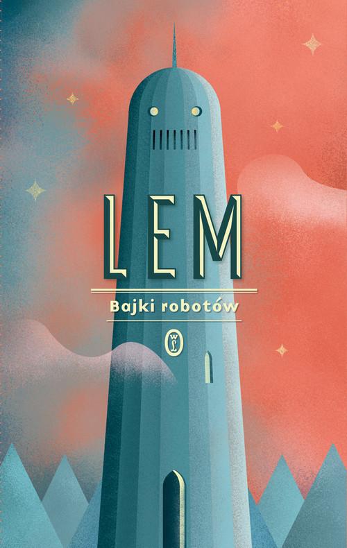 okładka Bajki robotów, Książka | Lem Stanisław