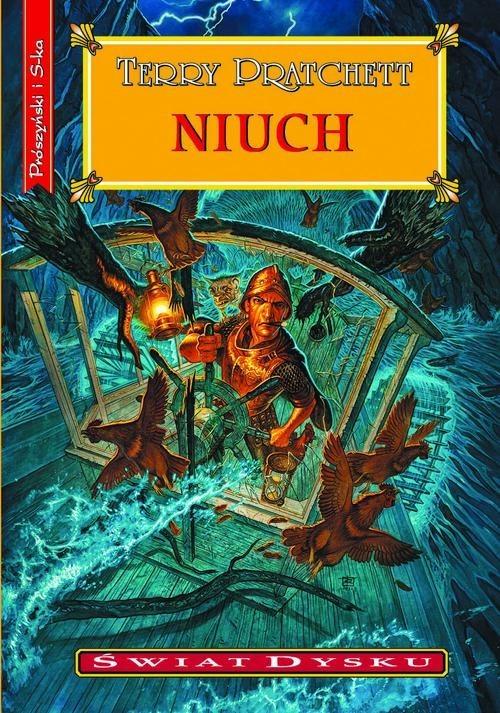okładka Niuchksiążka |  | Pratchett Terry