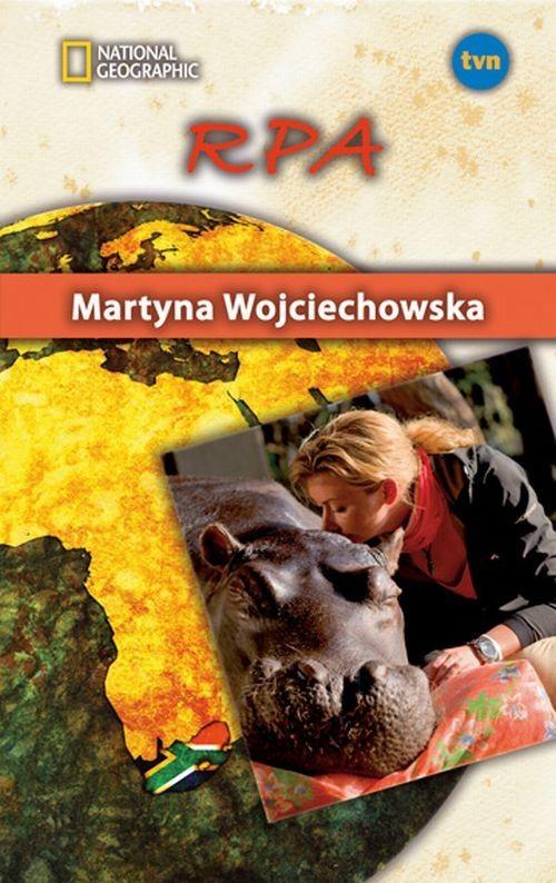 okładka RPA. Kobieta na krańcu świata, Książka | Martyna Wojciechowska