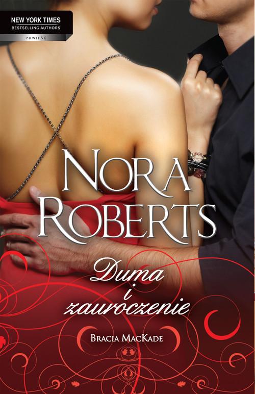 okładka Duma i zauroczenie, Książka | Roberts Nora