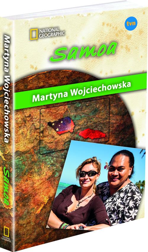 okładka Samoa. Kobieta na krańcu świata, Książka | Wojciechowska Martyna