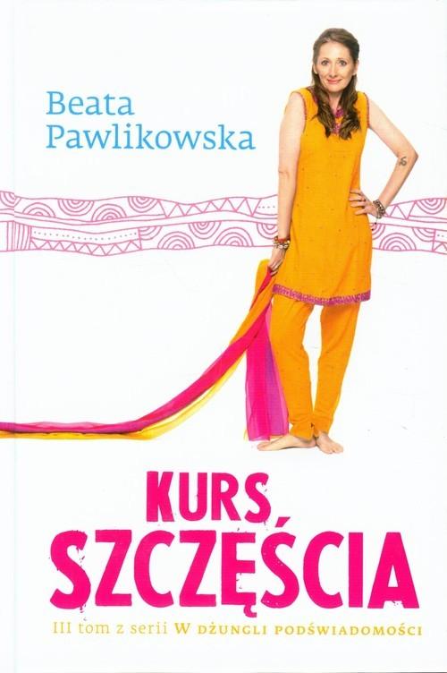 okładka Kurs szczęścia, Książka   Pawlikowska Beata