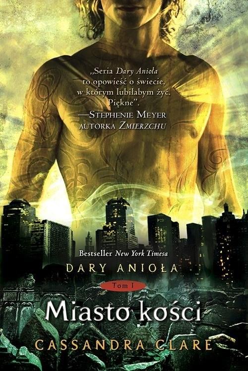 okładka Dary Anioła. Miasto kości, Książka | Cassandra Clare
