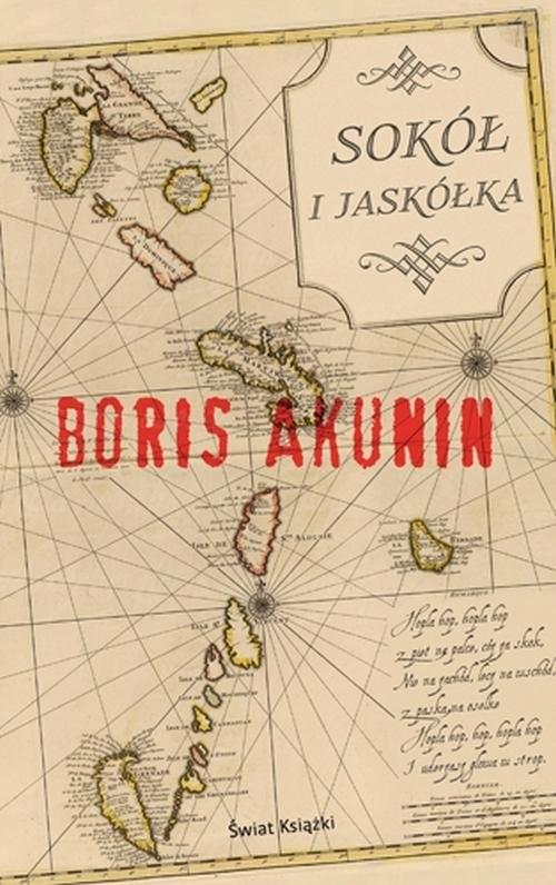 okładka Sokół i Jaskółka, Książka | Akunin Boris