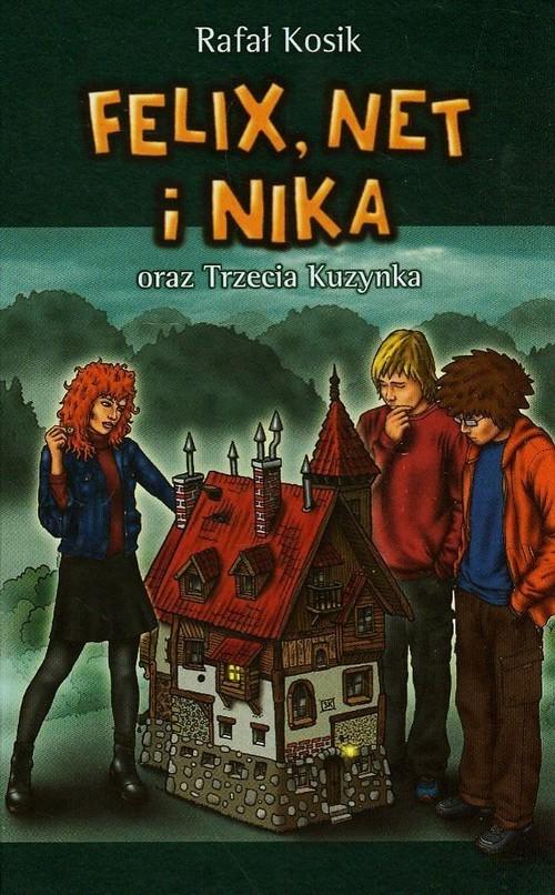 okładka Felix, Net i Nika oraz Trzecia Kuzynka. Tom 7, Książka | Kosik Rafał