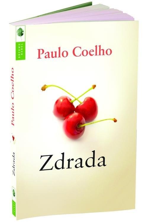 okładka Zdrada, Książka   Coelho Paulo