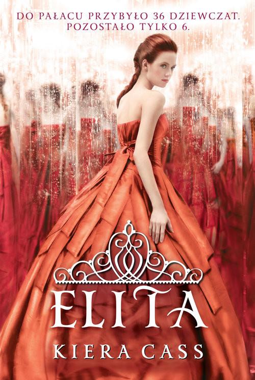 okładka Elita, Książka | Kiera Cass
