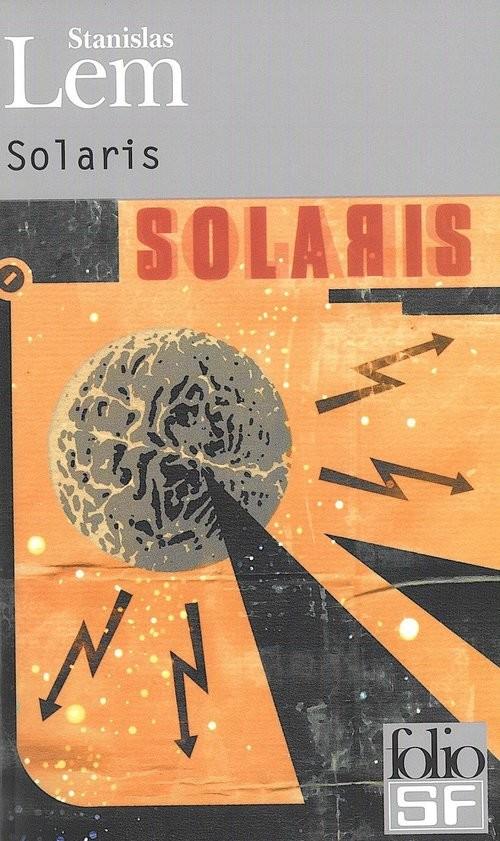 okładka Solaris, Książka | Stanisław Lem