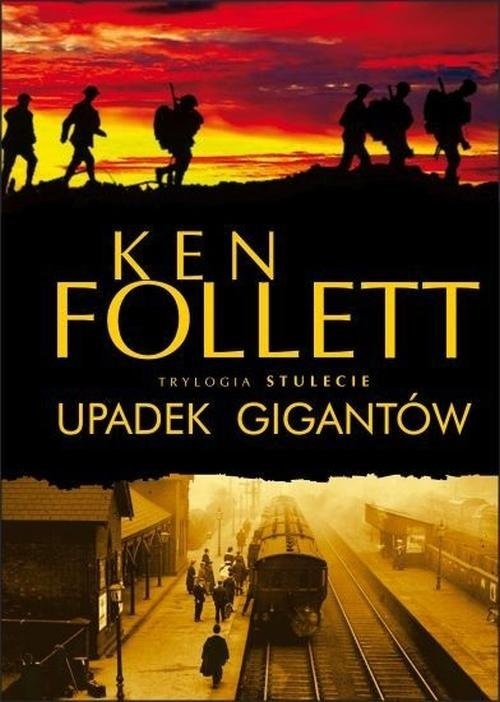 okładka Upadek gigantów, Książka | Ken Follett