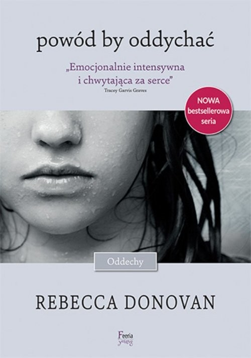 okładka Powód by oddychaćksiążka |  | Donovan Rebecca